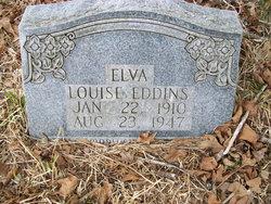 Elva Louise <i>Thomas</i> Eddins