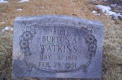 Burton Albert Watkins