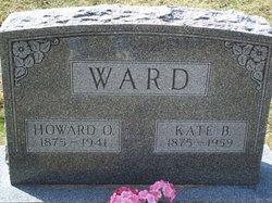 Katherine B. Kate <i>Cosgrove</i> Ward