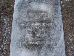 John David Daniel