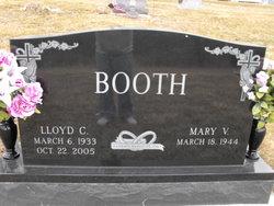 Lloyd C Booth