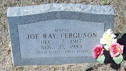 Joe Ray Ferguson