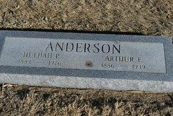 Arthur E Anderson