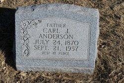 Carl J Anderson