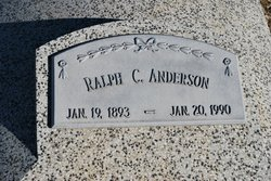 Ralph Clarence Anderson