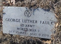 George Luther Faulk