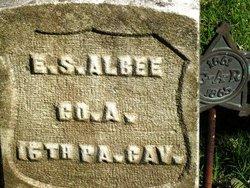 Edward Samuel Albee