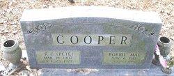 Robbie Mae Cooper