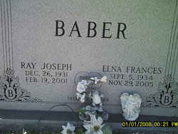 Ray Joseph Baber