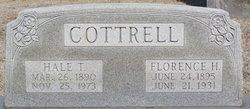 Florence Adell <i>Hendrickson</i> Cottrell