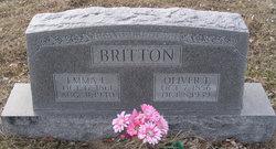 Emma Florence <i>Foltz</i> Britton