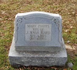 Mary <i>Phipps</i> Biard