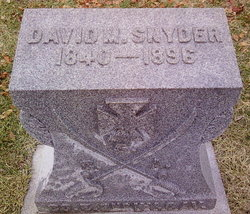 Corp David M. Snyder