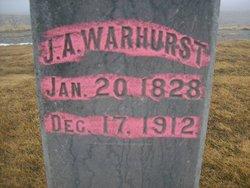 James Anderson Warhurst