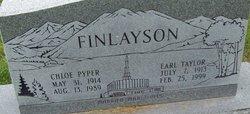 Chloe <i>Pyper</i> Finlayson
