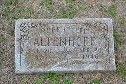 Robert Lee Altenhoff