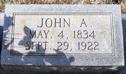 John Andrew Sellers, Sr