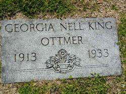 Georgia Nell <i>King</i> Ottmer