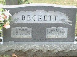 A. Marie Beckett