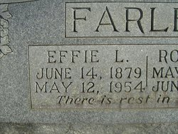 Effie L Farley