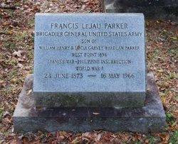 Gen Francis Lejau Parker