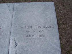 Elsie Reta <i>Anderson</i> Daniel