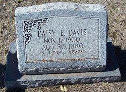 Daisy <i>Eichelberger</i> Davis