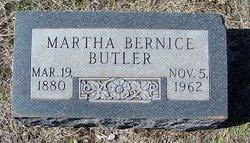 Martha Bernice Butler