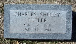 Charles Shirley Butler