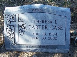 Theresa Lee <i>Carter</i> Case