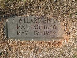 Eli Willard Brown