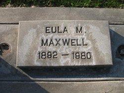 Eula May <i>Johnston</i> Maxwell