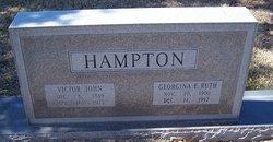 Georgina Ellen Ruth <i>Zeiman</i> Hampton