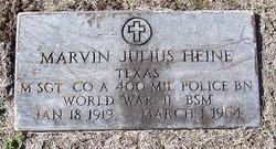 Marvin Julius Heine