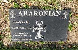 Osanna D. Aharonian