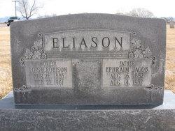 Lois Hattie <i>Robison</i> Eliason