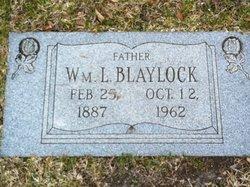 William L Blaylock