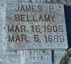 James P Bellamy