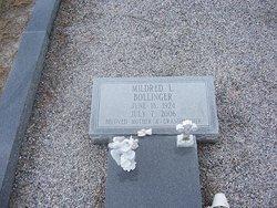 Mildred L Bollinger