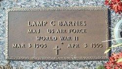 Lamp C. Barnes