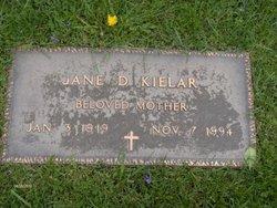 Jane D <i>Kosciuszko</i> Kielar
