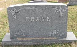 Clement M. Frank