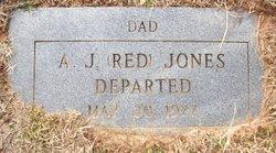 A. J. Red Jones