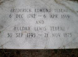 Frederick Edmund Tebeau