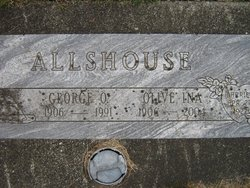 Olive Ina Allshouse