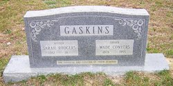 Sarah <i>Rodgers</i> Gaskins