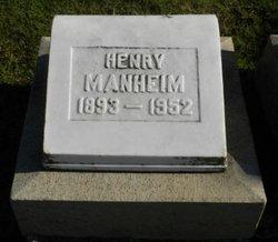 Henry Manheim, Jr