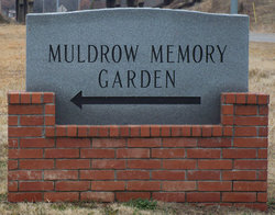 Muldrow Memory Garden