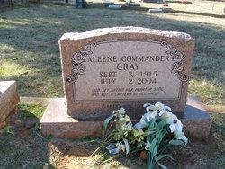 Aleene <i>Commander</i> Gray