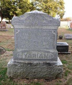 Elijah Yarian